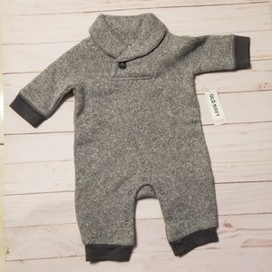 Old Navy Grey one piece outfit